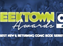 Geektown Awards - Best New & Returning Comic Book Series