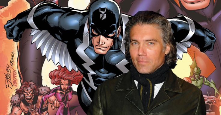 Hell On Wheels' Anson Mount Will Be Black Bolt In Marvel's InHumans!
