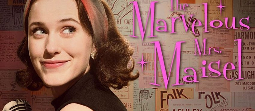 Amazon Orders 2 Seasons Of 'The Marvelous Mrs. Maisel' For Two Seasons from Gilmore Girls' Amy Sherman-Palladino