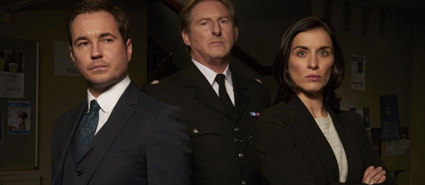 Line of Duty Renewed To Series 6... But Won't Return Till 2019