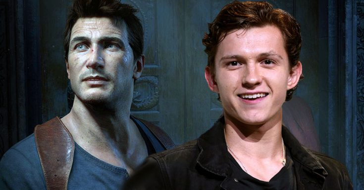 'Uncharted' Movie To Star Tom Holland As Young Nathan Drake