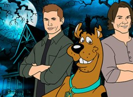 Supernatural Is Getting A Scooby Doo Crossover (Yes You Read That Correctly)