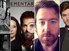 'Elementary' Renewed. 'The Great Indoors' Cancelled. 'Living Biblically' & Berlanti's 'Deception' Ordered To Series.