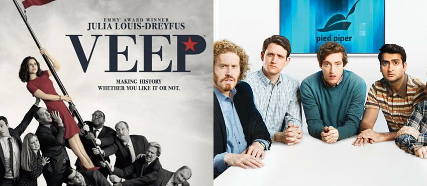 HBO Renews 'Veep' For Season 7 and 'Silicon Valley' For Season 5