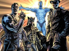 Lost's Damon Lindelof Developing 'Watchmen' TV Series For HBO