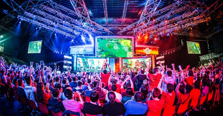 The History of eSports