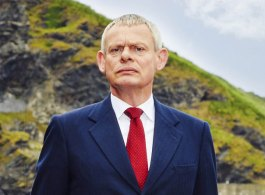 Martin Clunes To Star In New ITV Drama 'Manhunt'
