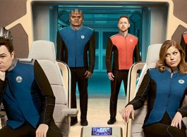 'The Orville' Picked Up For Season 2