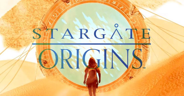 Image result for Stargate Origins