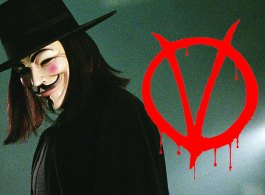 Channel 4 Are Developing A 'V For Vendetta' Series!