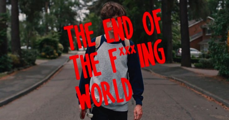 'The End of the F***king World' Comes To All4 In October