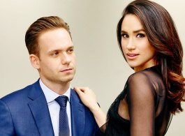'Suits' May See Patrick J. Adams & Meghan Markle Exit In Season 7