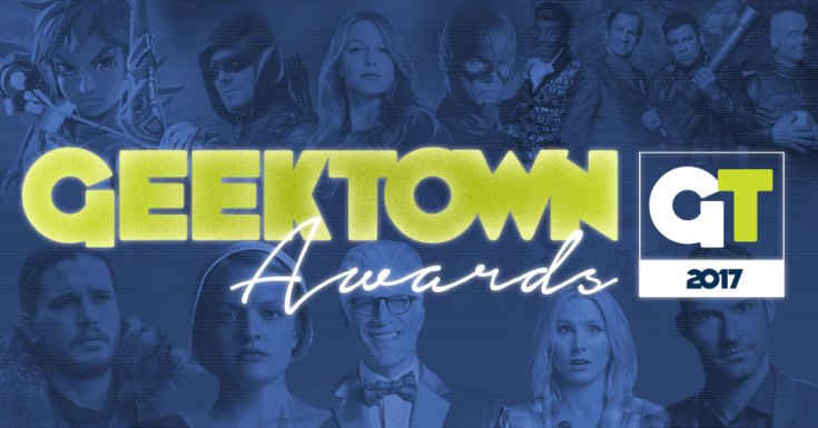 The 6th Annual Geektown Awards