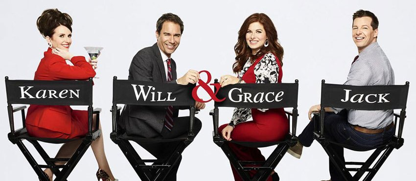 Channel 5 Picks Up 'Will & Grace' To Air In January