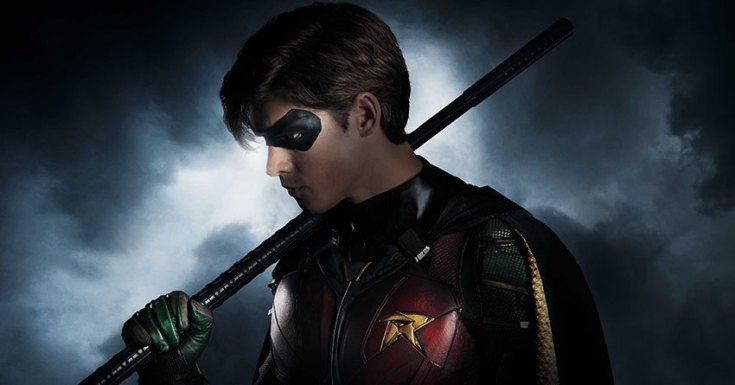First Look At Brenton Thwaites As Robin In 'Titans' Series