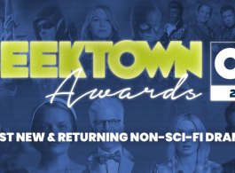 Geektown Awards – Best New & Returning Non-Sci-fi Drama