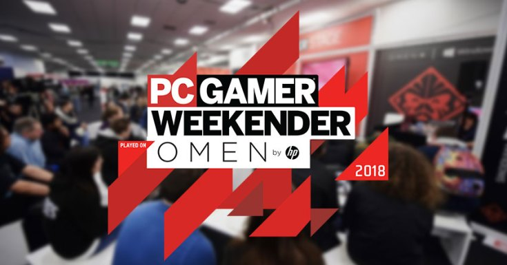 Our Top Picks From PC Gamer Weekender, Olympia London