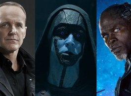 Clark Gregg, Lee Pace & Djimon Hounsou Sign Up To 'Captain Marvel' Movie