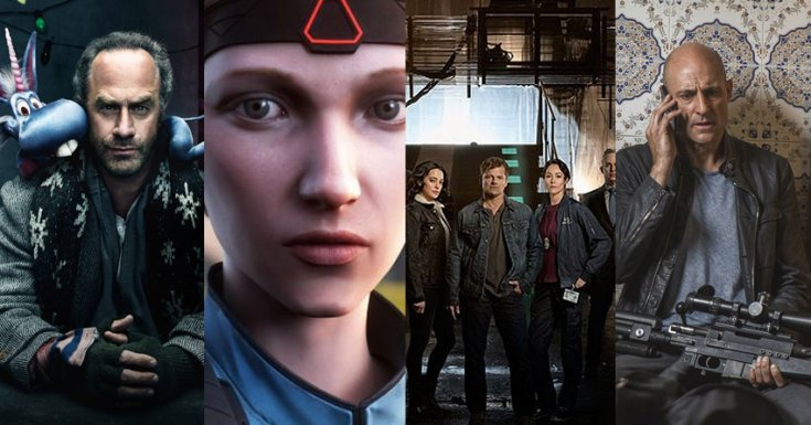 New Shows To Watch Out For On UK TV In April 2018