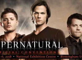 'Supernatural' Stars Gather At NEC This Weekend For Creation Entertainment Official Convention