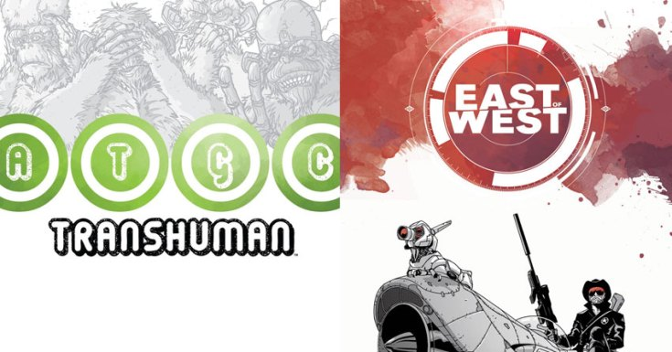 Amazon Puts Jonathan Hickman's 'Transhuman' & 'East Of West' Into Development As TV Series With Robert Kirkman