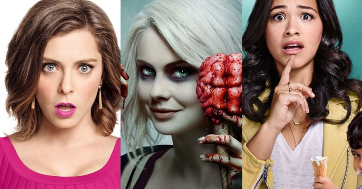 The Upcoming Seasons Of 'iZombie', 'Jane The Virgin', & 'Crazy Ex-Girlfriend' Will Be Their Last