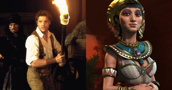 The Depictions Of Ancient Egypt In Popular Media