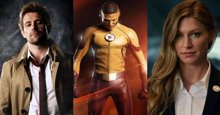 'Legends Of Tomorrow' Loses Keiynan Lonsdale's Kid Flash, But Gains Matt Ryan & Jes Macallan