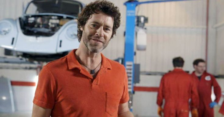 Take That's Howard Donald To Present Car Show 'Mission Ignition' For Channel 4