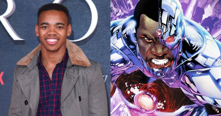 Joivan Wade Cast As Cyborg In DC Universe's 'Doom Patrol'