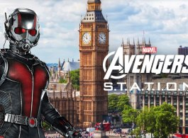 Marvel's Avengers S.T.A.T.I.O.N. Launches In London