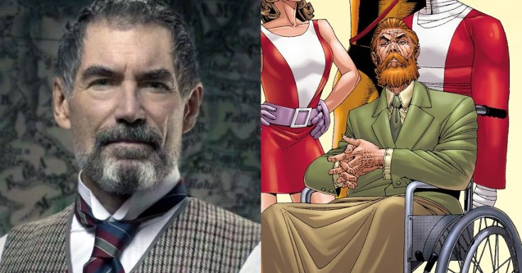 Timothy Dalton Set To Lead the 'Doom Patrol' As The Chief