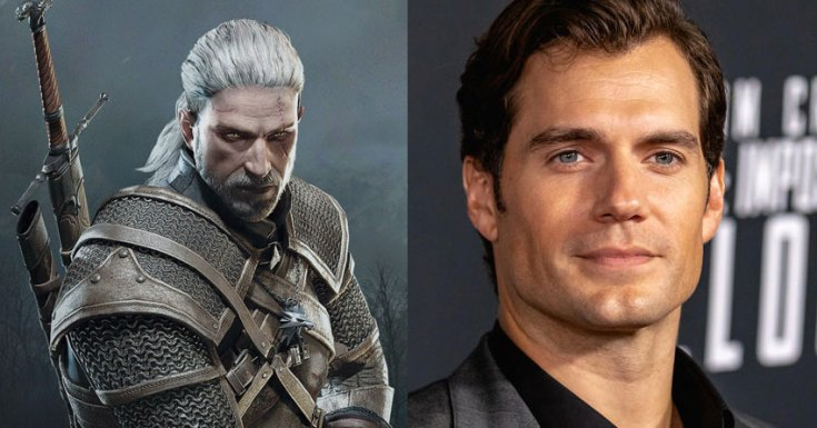 Henry Cavill Cast As Geralt of Rivia In 'The Witcher' TV
