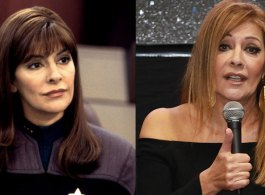 Interview: 'Star Trek: TNG's Marina Sirtis Talks Next Generation, The Orville & DC's Titans!