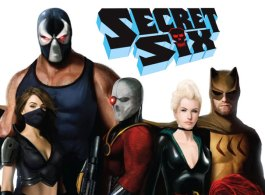 CBS Orders 'Secret Six' Pilot, Based On DC Comics Characters