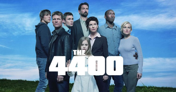 The CW Is Working on 'The 4400' Reboot