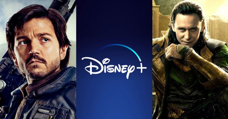 Disney Names Streaming Service 'Disney+', Announces 'Rogue One' Star Wars Series & Confirms 'Loki' Series