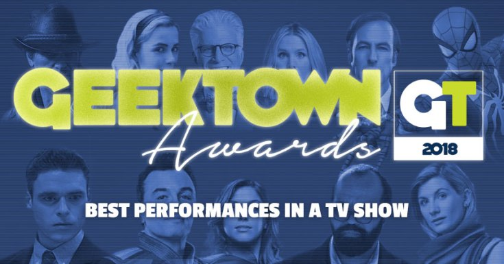 Geektown Awards – Best Performances in a TV Show