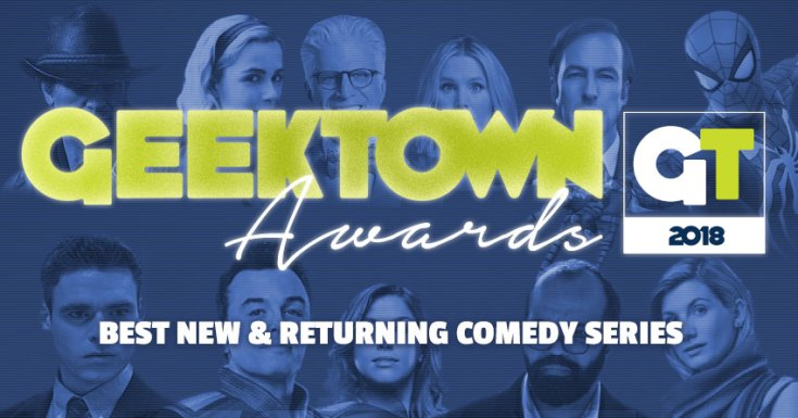 Geektown Awards – Best New & Returning Comedy Series