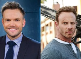 Joel McHale Joins DC's 'Stargirl' Series as Starman. Ian Ziering Joins 'Swamp Thing' As Blue Devil