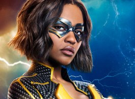'Black Lightning' Reveals First Look At China Anne McClain As Lightning