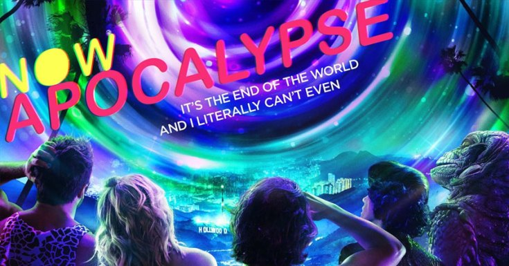 Starz Set Worldwide Premiere For Comedy 'Now Apocalypse' Coming To StarzPlay UK In March 2019