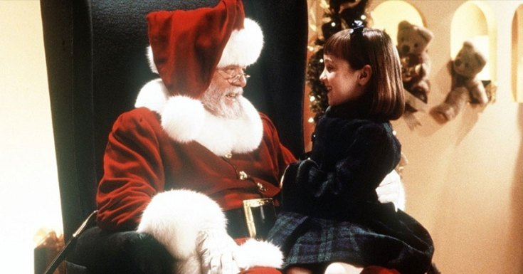 Richard Attenborough Voted UK's Favourite On-Screen Santa