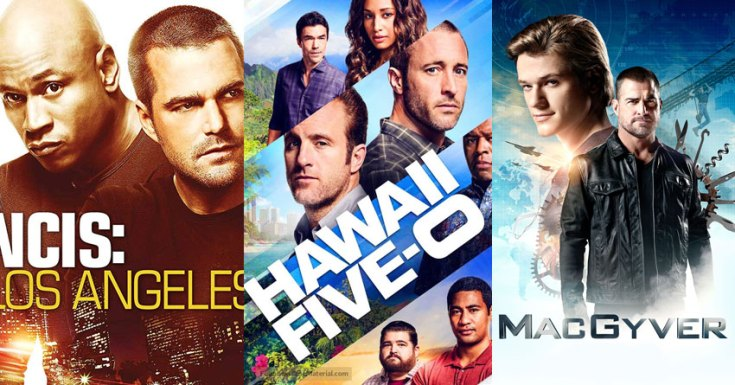 Sky One Sets December UK Premiere Dates For 'Hawaii Five-0', 'NCIS: LA', & 'MacGyver'