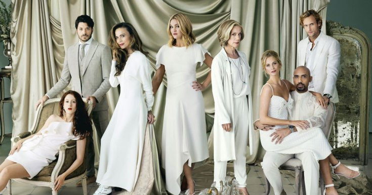 "Sky Atlantic Releases ""First Look"" Photo & Sets May Premiere Date For 'Riviera' Season 2"