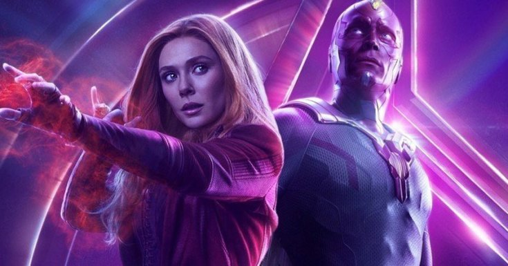 Disney+ 'The Vision & Scarlet Witch' Series Finds Writer/Showrunner
