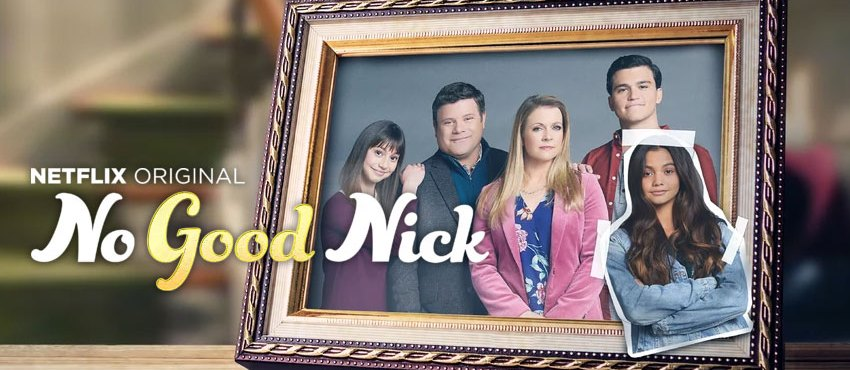 Netflix Sets April Premiere Date For Melissa Joan Hart/Sean Astin Dramedy 'No Good Nick'