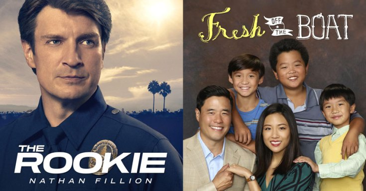 ABC Renews 'The Rookie' & 'Fresh Off the Boat'