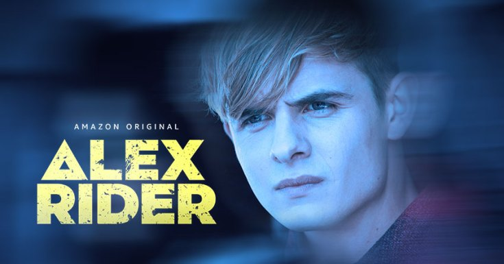 Amazon Renews 'Alex Rider' For Season 2