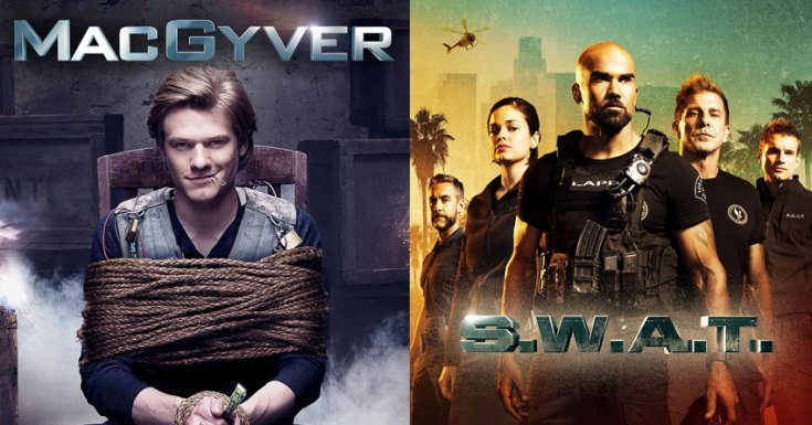 Sky One Set UK Premiere Dates For 'MacGyver' Season 4 & 'S.W.A.T.' Season 3